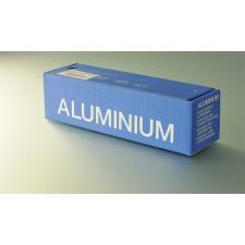 Film aluminium 200X0,30M