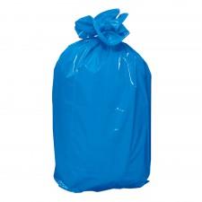 Sac poubelle 110L bleu