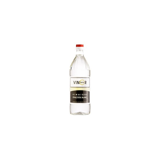 Vinaigre d'alcool blanc 8° - Bio