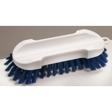 BROSSE A MAIN ALIMENTAIRE BLEUE HAUG